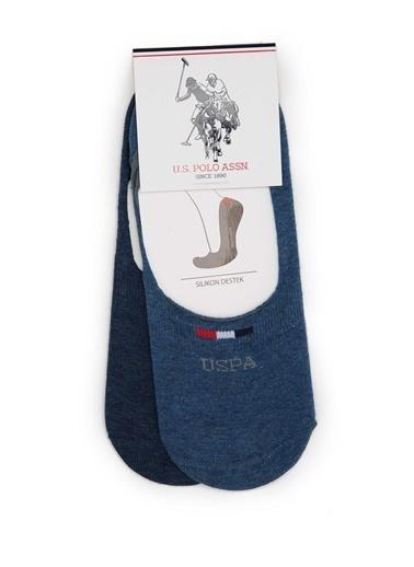 U.S.Polo Assn. Çorap Mavi